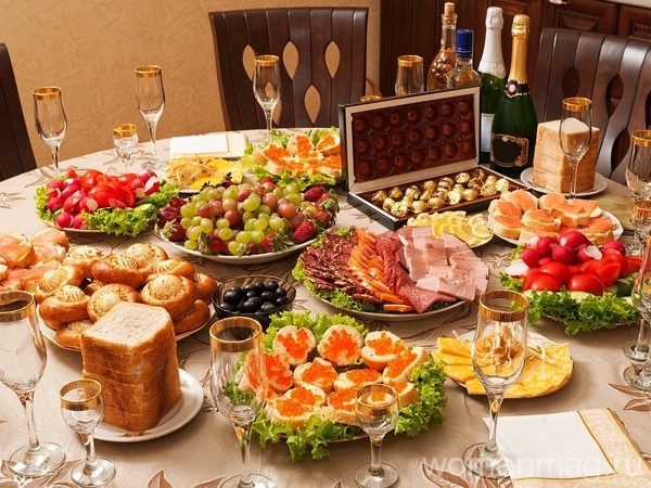 Что быстро приготовить для неожиданных гостей