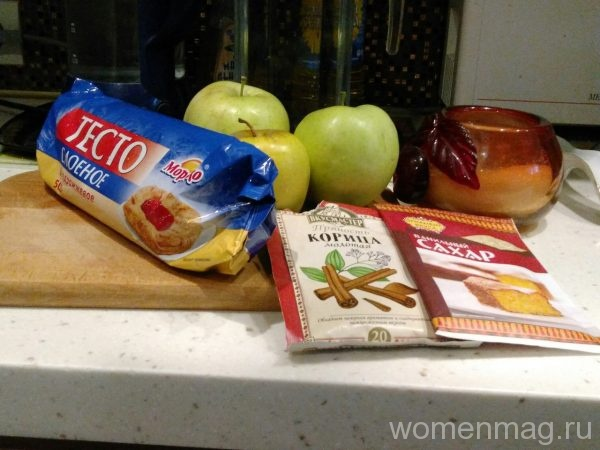 штрудель рецепт в духовке