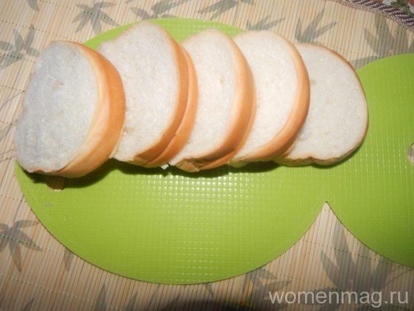 «Мини-пицца» горячие бутерброды