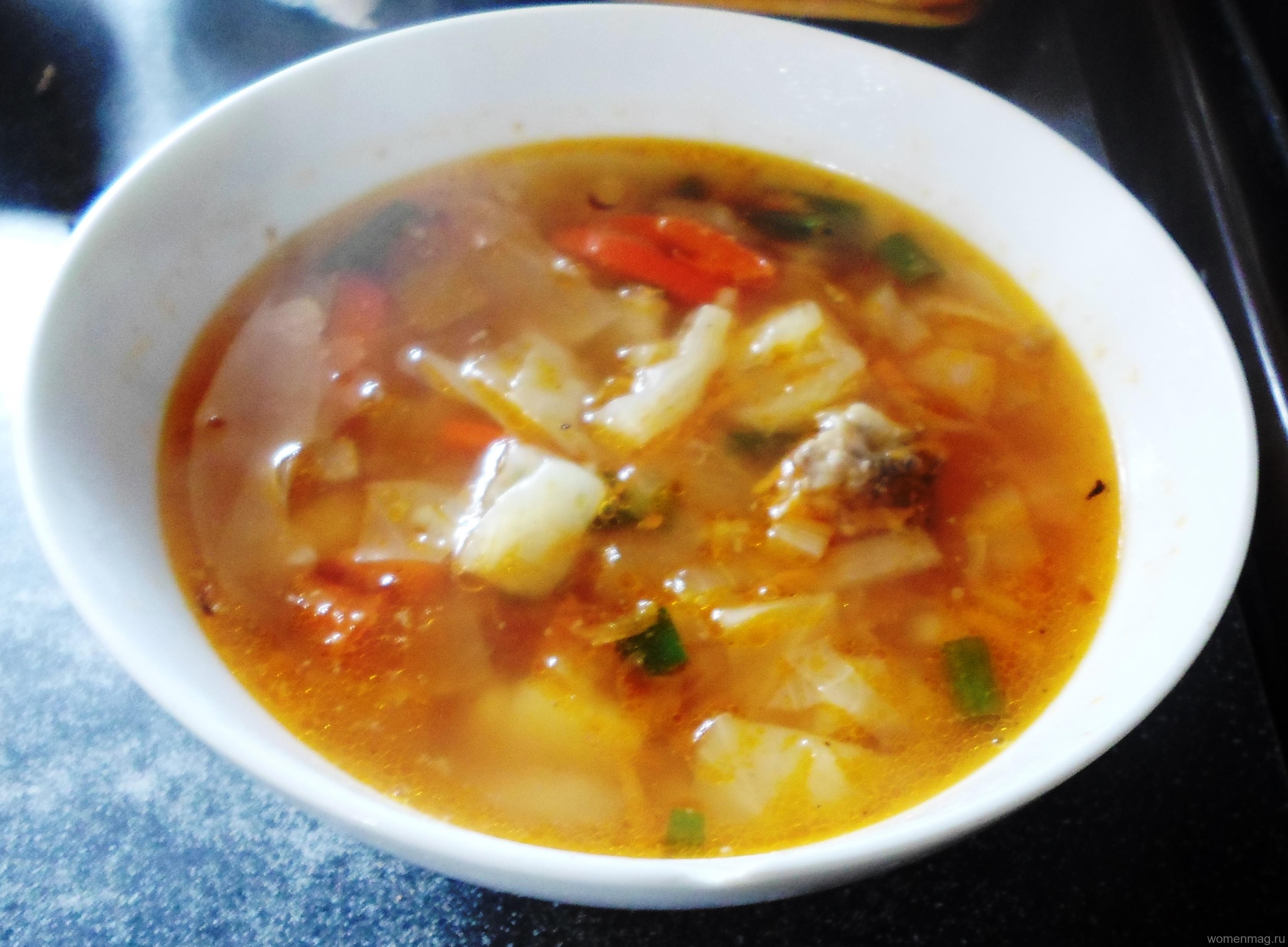 Суп из свежих лисичек рецепт пошагово