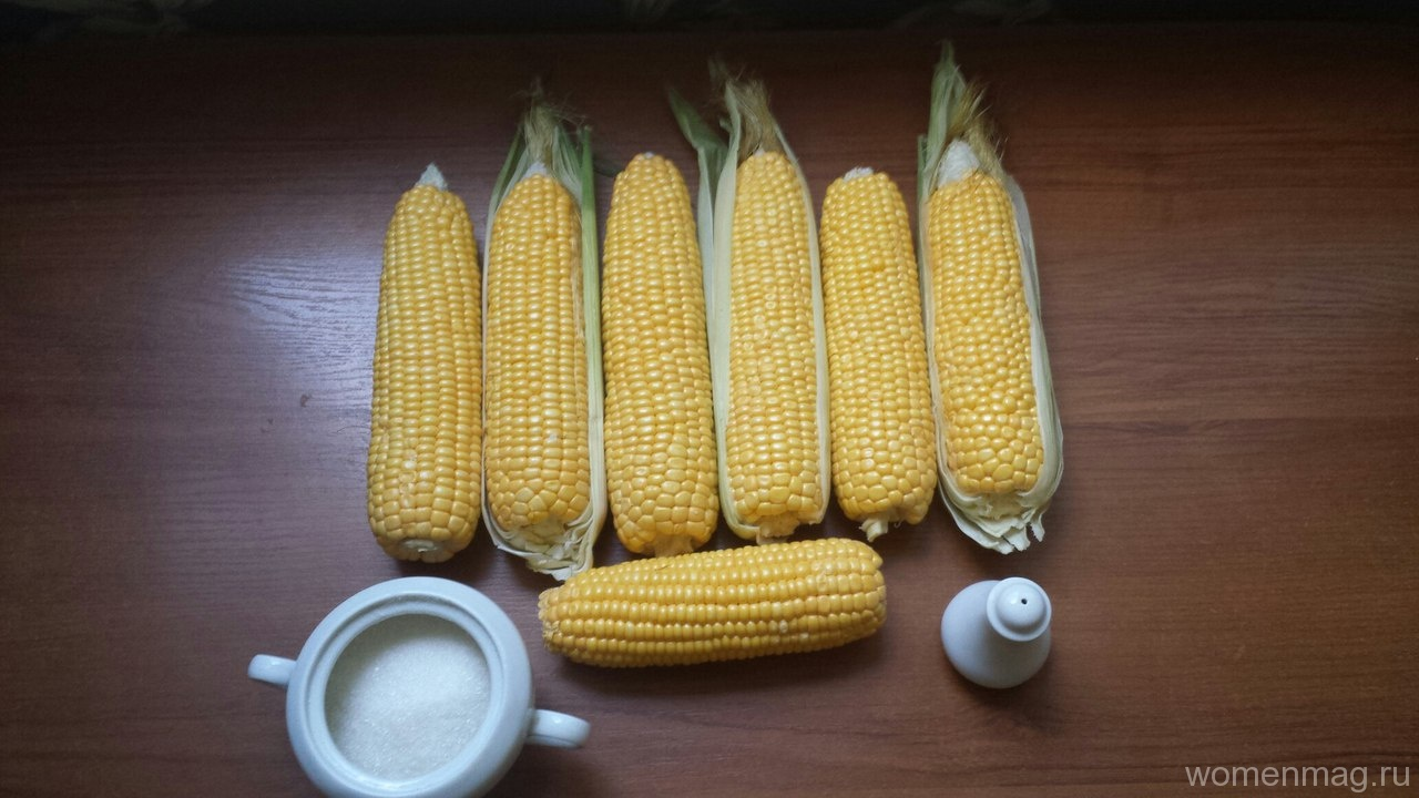 Консервирование кукурузы в домашних условиях в зернах 71