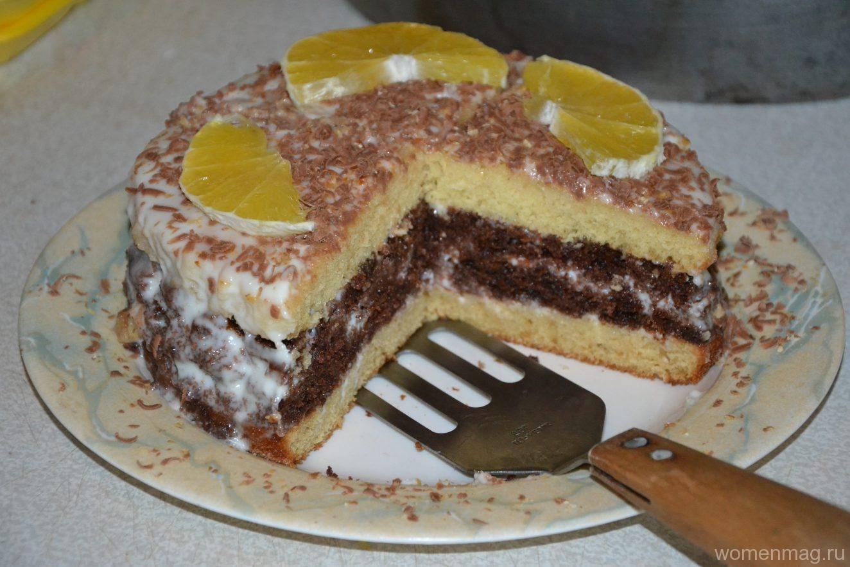 Легкие тортики в домашних условиях рецепты 651