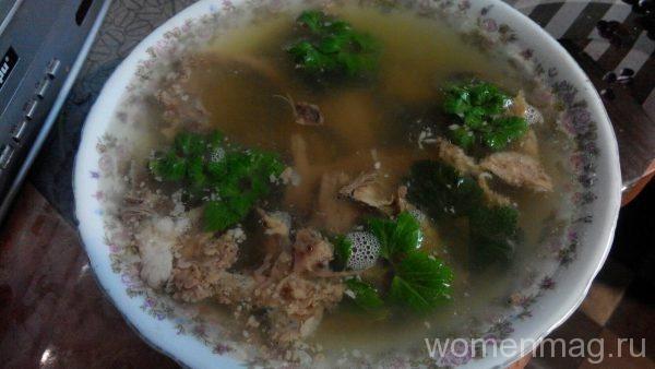 Холодец из свинины и утки по-украински