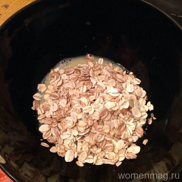 овсяноблин рецепт для правильного питания