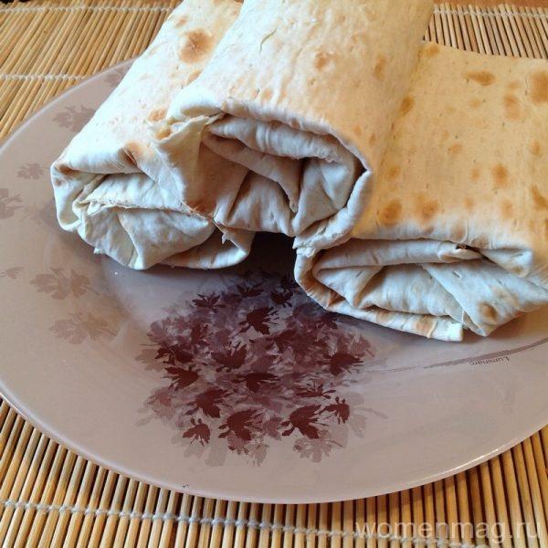 слоеные хинкали с мясом пошаговый рецепт с фото