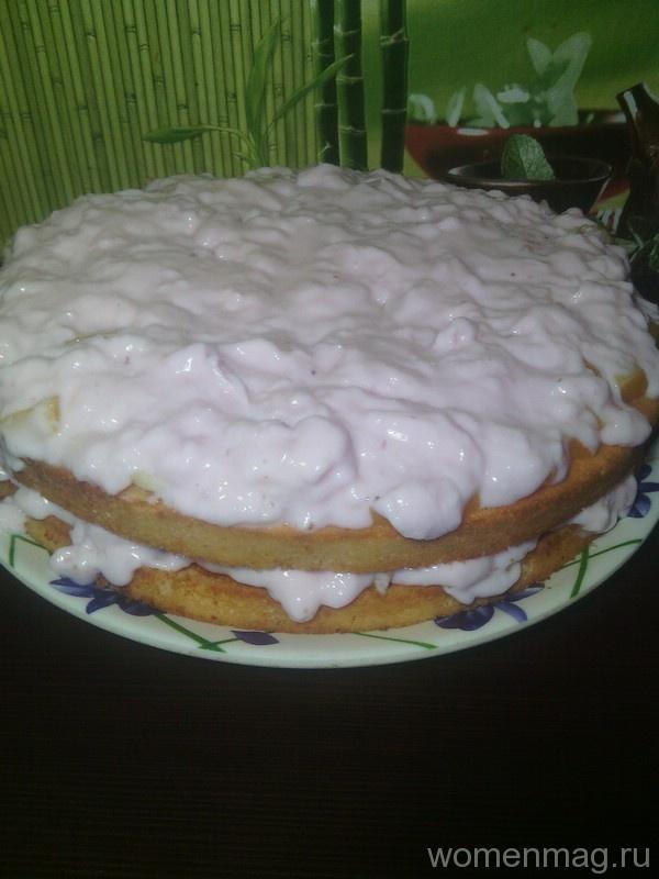 Украшение тортов с пошаговым