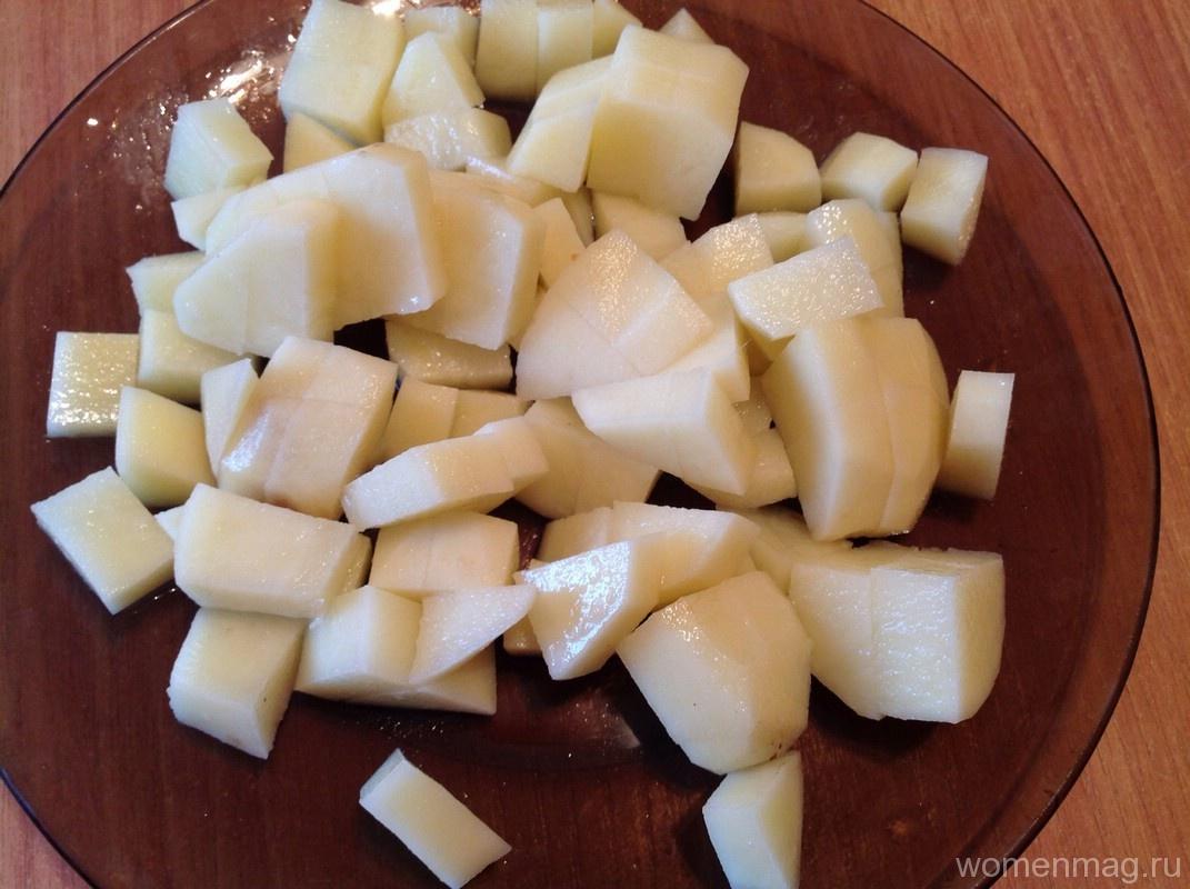 Рецепт жареной баранины