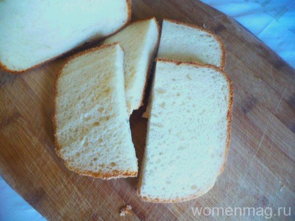 Хлеб с йогуртом и брынзой в хлебопечке
