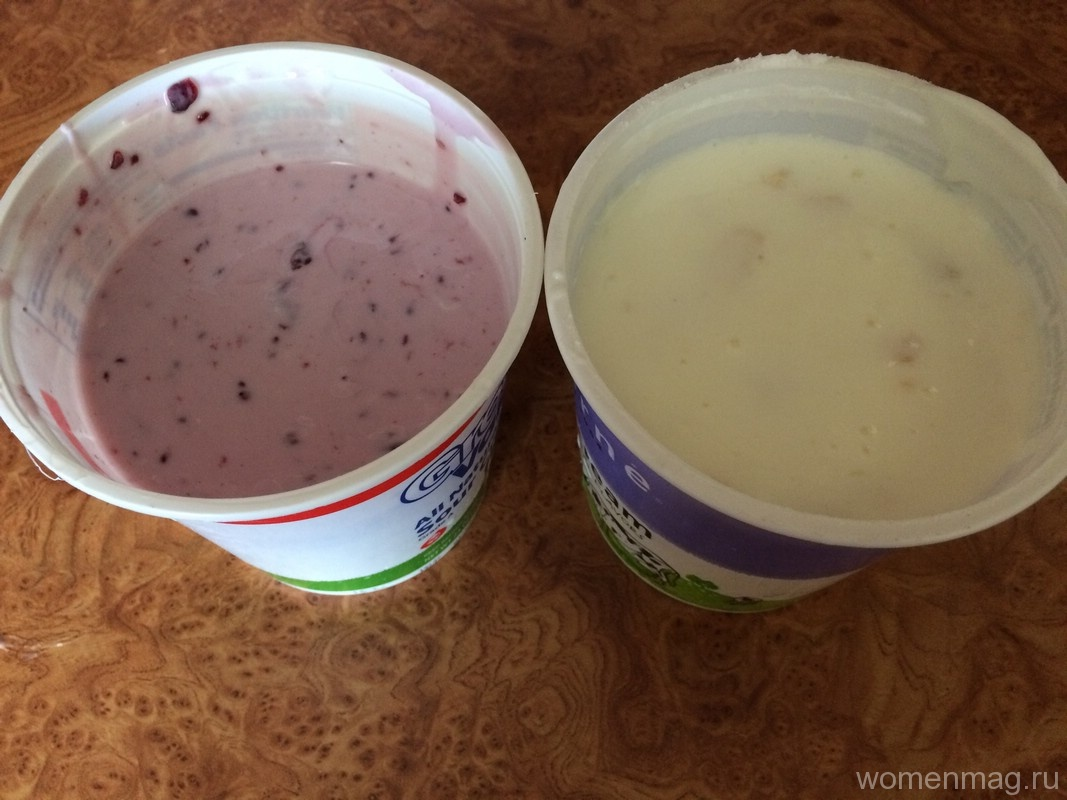 Как сделать домашний йогурт в домашних условиях 505