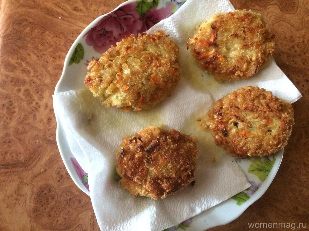 Вкусные котлеты с овсянкой рецепт пошагово 48