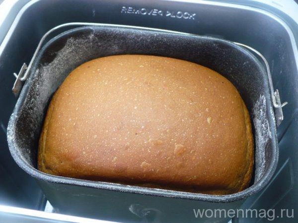 Кукурузный хлеб с сыром в хлебопечке