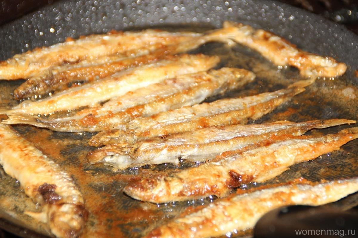 Мойва жареная на сковороде рецепт пошагово