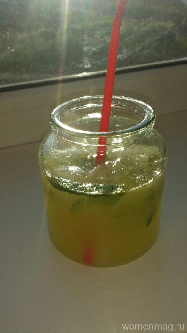 Лимонад в домашних условиях