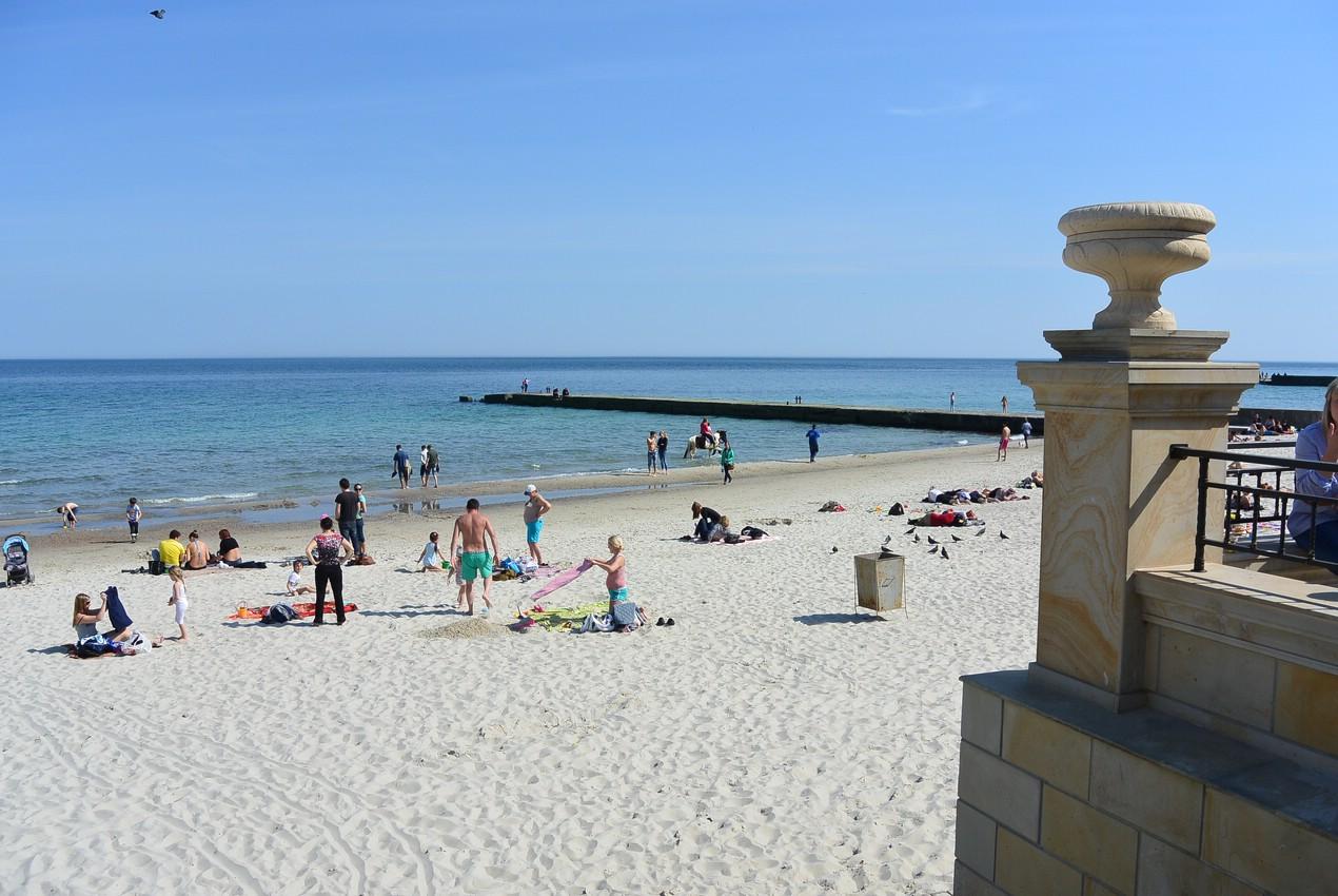 Пляж и одессы фото