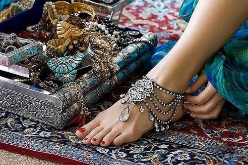 ноги индианок фото