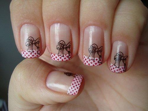 Идеи рисунков на ногтях в молодежном
