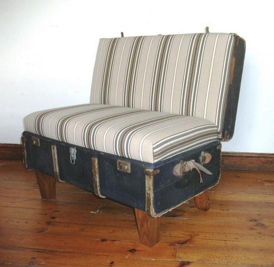 Кресла из чемодана