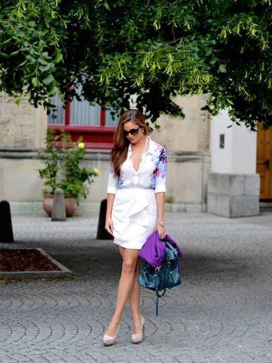 Как скрыть широкие плечи с помощью одежды