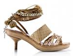 В моде обувь на невысоком каблуке
