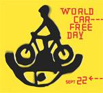 22 сентября - Всемирный день без автомобиля