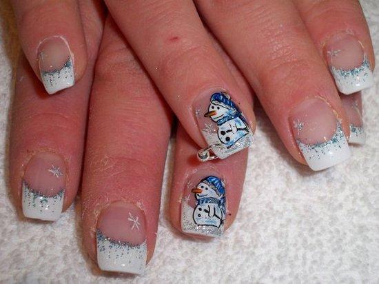 Идеи рисунков на ногти