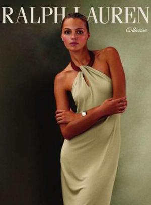 Валентина Зеляева в рекламной кампании весна-лето 2011 Ralph Lauren