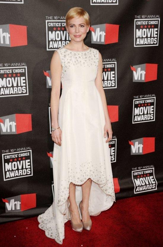Critic's Choice Award: лучшие платья с ковровой дорожки