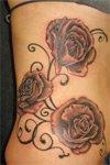 Идеи классных татуировок на ребрах