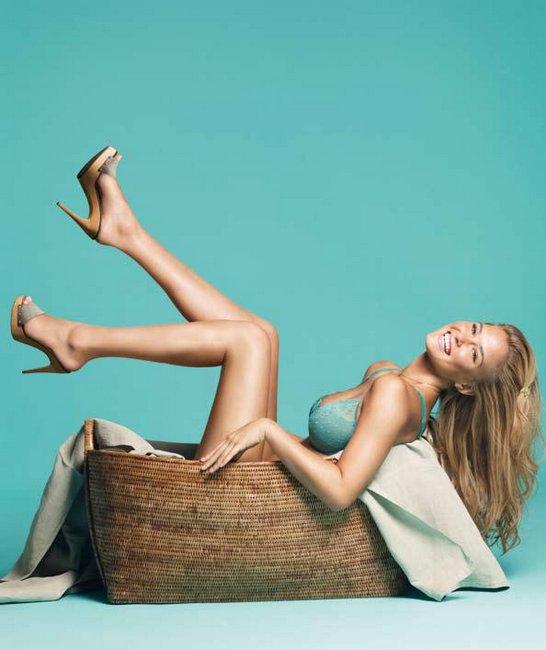 Весна-лето 2011: Бар Рафаэли в рекламной кампании новой коллекции нижнего белья Passionata
