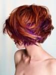 Оригинальные варианты окрашивания волос 2011