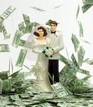 Денежные конкурсы на свадьбах