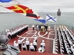 20 октября - День рождения Российского военно-морского флота