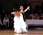 Медленный фокстрот – король бальных танцев