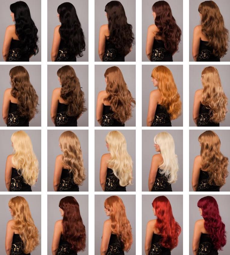 Выбираем краску для волос