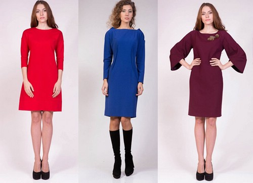 Как выбрать женские платья для офиса