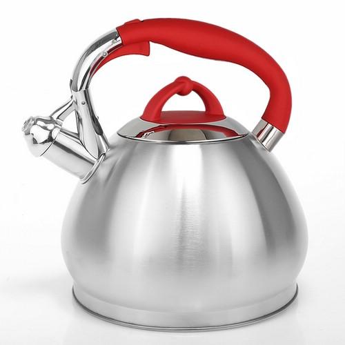 Чайники со свистком из нержавеющей стали