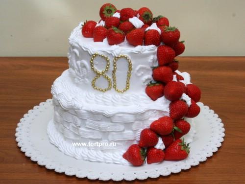 Заказ торта на юбилей