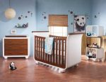 Интерьер комнаты для новорожденного (фото идеи)