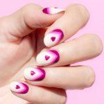 Как украсить ногти на День Святого Валентина