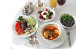 Полезный и питательный обед на рабочем месте