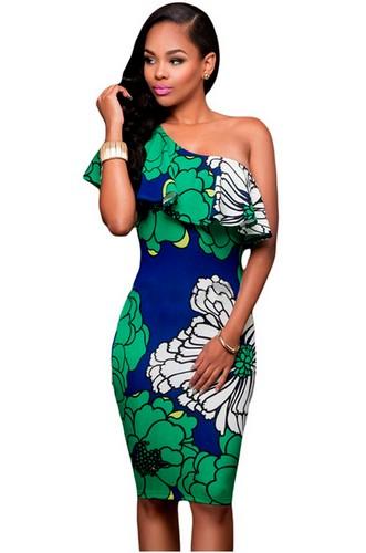 Модные фасоны платьев на весну