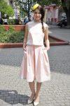 Пастельный розовый цвет в одежде
