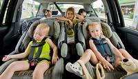 Как выбрать автомобильное кресло?
