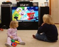 Мультфильмы в воспитании детей