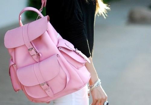 Стильные и удобные рюкзаки для юных модниц