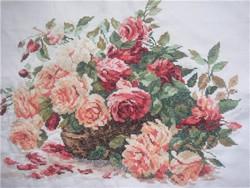 Алиса розы вышивка скачать 12