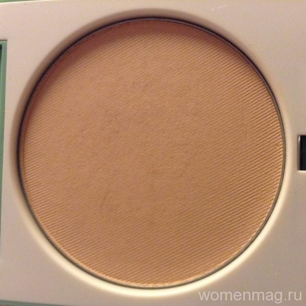 Пудра Clinique Stay Matte Sheer Pressed Powder Oil-Free, оттенок 02 stay neutral