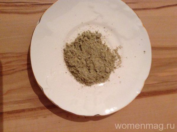 Травяной порошок для лица Убтан