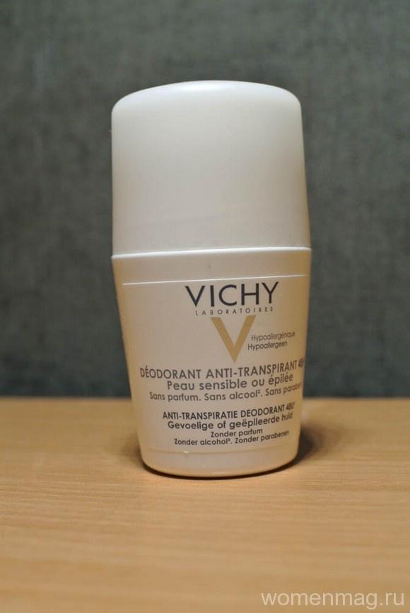 Дезодорант-антиперспирант Vichy регулирующий 48 часов