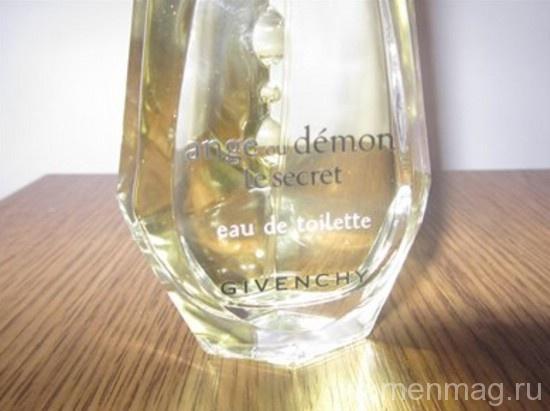 Парфюмерная вода Givenchy Ange ou Demon le Secret